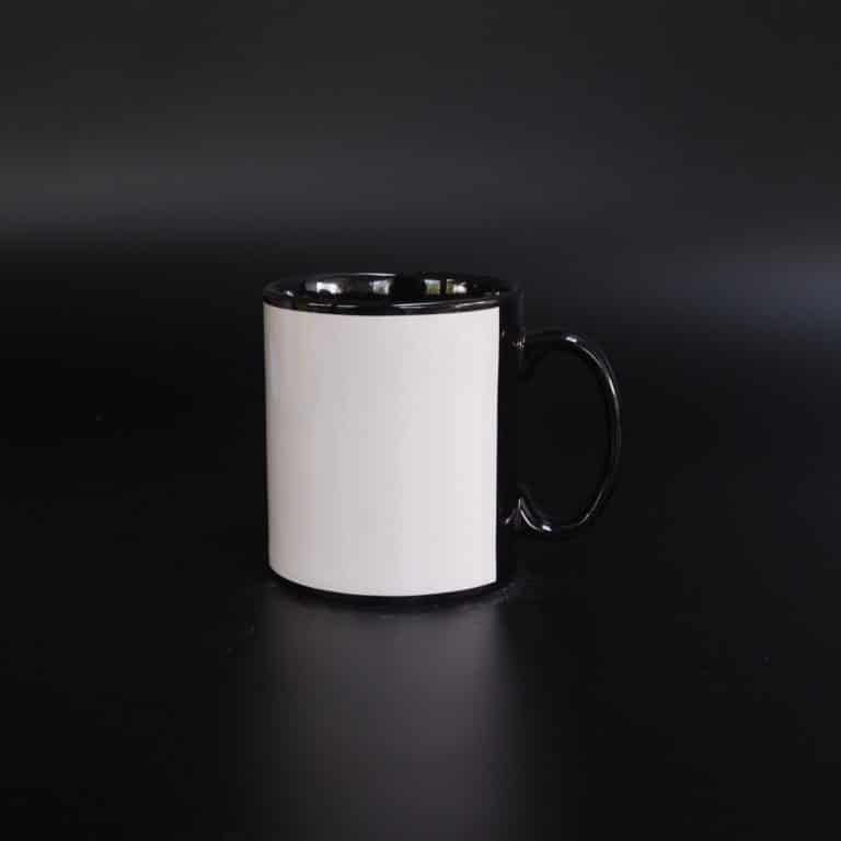 แก้วเซรามิคดำ